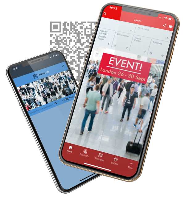 Event Exhibition Conference Info App